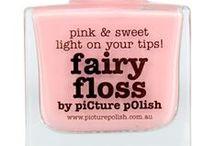Pastel nail polish / by Sue Craven