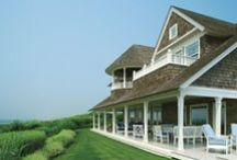 American beach architecture / by Nancy Duncan