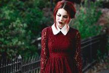 Style: goth & goth-influenced