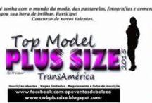 Top Model Plus Size Transamérica 2015 / Plus Size Competition Concurso para se tornar a Top Model Plus Size 2015