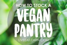 Vegan life | Tips and tricks / Tips and tricks on how to live a vegan life the easy way.