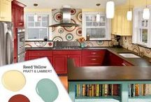 Kitchens...get your eat on!