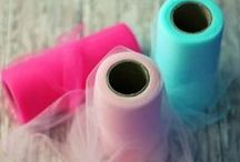 Tulle & other sheers