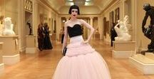 Red carpet: Met Gala / The clothes, of course, but also the decor, the exhibitions and even a bit of related merchandise.