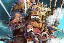 Howl's Moving Castle  | ハウルの動く城