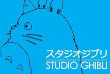 Studio Ghibli | スタジオジブリ