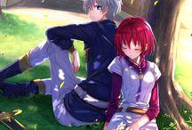 Akagami no Shirayukihime | 赤髪の白雪姫