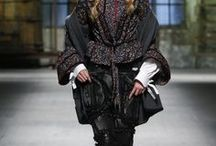 2017 fall fashion / Stuff that doesn't fit neatly into my other categories, like shows from outside the big 4 fashion capitals; womenwear shown in menswear shows, etc.