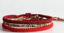 Boho Bracelets and Necklaces / Different fashion accessories you can find on Facentials.com