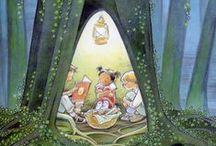 Kid Lit Illustrators We ♥ / by CBC Book