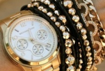 accessories/arm candy <3 / by Chelsea Powers