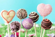 Yummy-Cake Balls & Pops  / by Amy Johnson