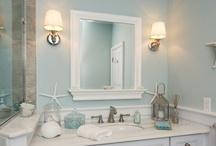 Guest Bathroom / by Elizabeth Walker