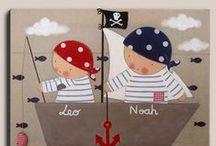 Cuadros infantiles personalizados / Cuadros infantiles personalizados