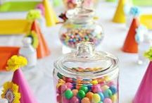 Party ideas / Ideas para fiestas