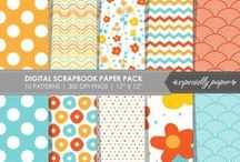 Digital Papers by Especially Paper