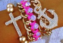 Glam arm candy / #armcandy#glam#braclet