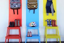 Sweet Ideas for Little People / Happy children's spaces & ideas  / by Jane DArcy