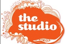 The Studio / A joint partnership between the Girl Scouts and the Children's Book Council. / by CBC Book