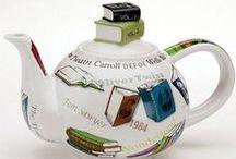 Tea / This board expresses my love for tea, tea cups, tea pots, tea parties...TEA!