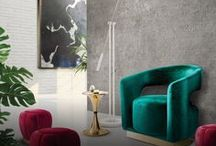 Partners / Boca do Lobo furniture is all about modern and contemporary design for an exclusive home interior. PASSION IS EVERYTHING