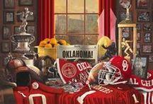 Oklahoma Sooners / by Rhonda Hodges