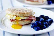 Breakfast & Fruits / by Bekkah Blog ♥