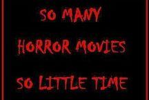 Horror Movies / by Bekkah Blog ♥