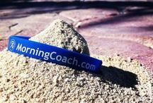 """Always Positive / """"Always Positive"""" the motto of MorningCoach, because it is always better to see the good in all things. Come and join the movement!"""