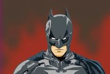 Batman only / Images of Batman only.