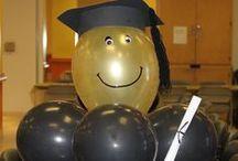 Party Ideas-Graduation / by Amy Johnson