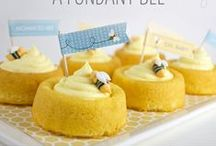 Mommy-to-Bee Baby Shower / Find ideas and inspiration for mommy-to-bee baby showers and first bee-day parties.