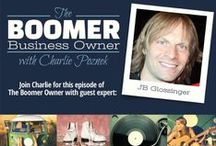 Interviews with JB / A hub for all of the media and podcast interviews with JB Glossinger, founder of MorningCoach.com.