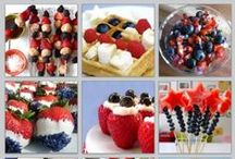 4th of July Fun! / Fun and the 4th!! Food and activities to make the 4 th more fun!