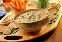 Delicious Dip Recipes / Looking for a crowd-pleasing, delicious dip recipe? You're in the right place.