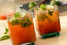 Bloody Good Bloody Mary's / Everything you need to know about your favorite Vegetable Cocktail.