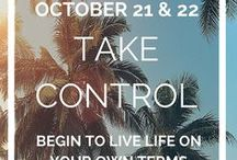 Lifestyle Design Summit October 2016 / It's time to take control of your life and begin to live it on your own terms through proven systems and tools. Turn your passion into a profitable business that not only gives you money, but also happiness and fulfillment.  OCTOBER 21-22, 2016   FORT LAUDERDALE, FL