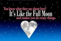 #itslikethefullmoon / This board is dedicated to images, videos, etc... about how people do crazy things in the name of love, and sometimes blame it on the moon. Bad pickup lines, outrageous gifts, awkward break-ups, love triangles, and more. Be on the look out for It's Like the Full Moon by Glorie Townson (aka Toi Thomas), a contemporary romance:http://goo.gl/J1mTh2. (Please no X-rated content.) Feel free to invite friends.