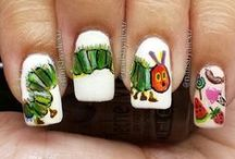 Book Polish / Cool nail art & designs based on books or book covers.  I'll be sharing what I pin on my Tumblr- http://toithomas.tumblr.com/ Want to contribute? Send me a message and you'll be invited.