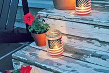 America the Beautiful & Summer / by Melissa Pando