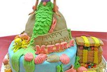 "Kids ""Under the Sea / Mermaid"" Birthday Party / Under the Sea / Mermaid / Ariel Birthday Party Ideas"