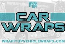 Vehicle Wraps / Take a look at all the vehicle wraps we have created here in the Kansas City and surrounding areas