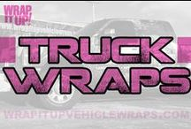 Truck Wraps / Wrap It Up is proud to be a leading supplier for truck wraps. We help transform everyday-looking trucks into one-of-a-kind pieces of machinery that help express your personal style. Our team of experts specializes in the production of high-quality truck wraps that are built to last. Exceptional wraps always come complete with our renowned customer service. Need some more convincing about why you should partner with us for your next car wrap? We have the details below.
