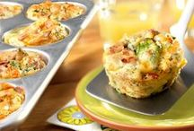 Mother's Day Recipes / Breakfast in bed, brunch with family or dinner with friends. Get Mother's Day recipes for dishes that Mom, and everyone, will love.
