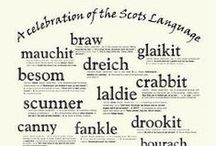 Outlander Speak / Translating Scottish.