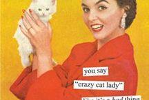 Crazy Cat Lady Bathroom