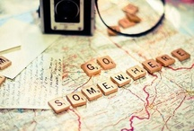 {Future Adventures} / Places I would love to see and visit someday.