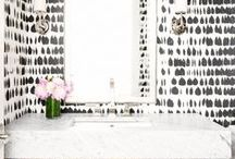 Favorite Places and Spaces / Kitchens, living spaces, bedrooms, bathrooms / by Cathleen Pearson