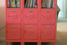 LOCKERS / by WEST FURNITURE REVIVAL