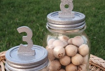 JARS, JARS AND MASON JARS / by WEST FURNITURE REVIVAL